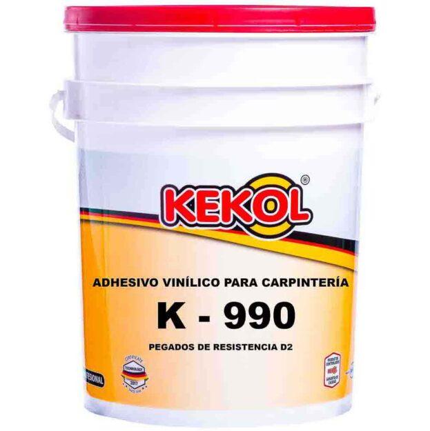 ADHESIVO VINILICO DE CARPINTERIA K-990